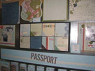 Passport line