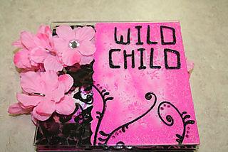 WildChildAcrylicAlbum-