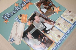 Simple Scrapbooking May Full S